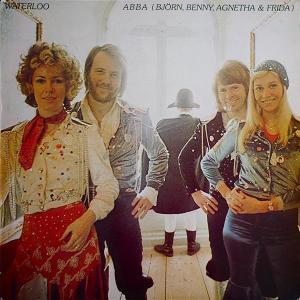 ABBA (Björn, Benny, Agnetha & Frida) - Waterloo (1974) [LP, DSD128]
