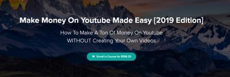 Jordan Mackey - Make Money On Youtube Made Easy 2019