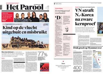 Het Parool – 12 september 2017