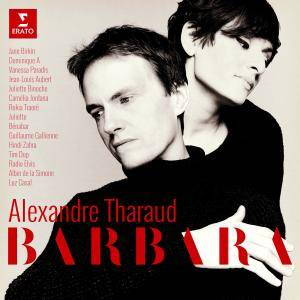 Alexandre Tharaud - Barbara (2017) [Official Digital Download]