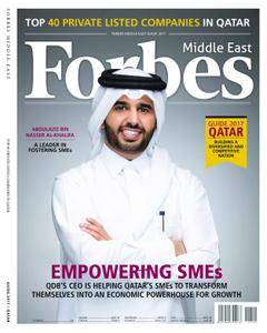 Forbes Middle East English Edition - July 2017