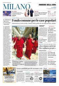 Corriere della Sera Milano - 15 Maggio 2018