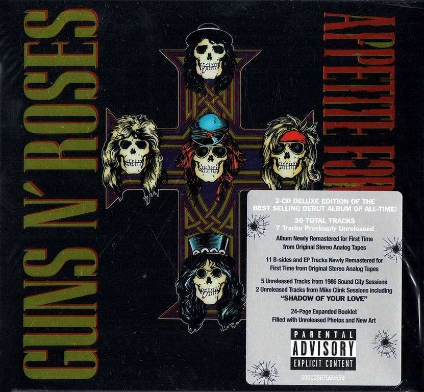 Top Five Download Full Album Guns N Roses Greatest Hits Rar - Circus