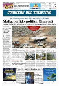 Corriere del Trentino – 16 ottobre 2020