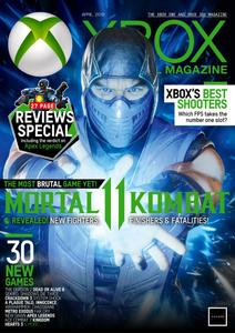 Official Xbox Magazine USA - April 2019
