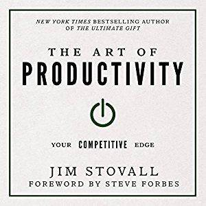 The Art of Productivity: Your Competitive Edge [Audiobook]
