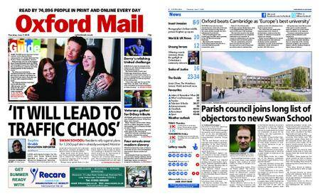 Oxford Mail – June 07, 2018