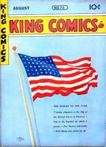 King Comics 076 1942 ciscokid