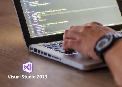 Microsoft Visual Studio 2019 version 16.2.3