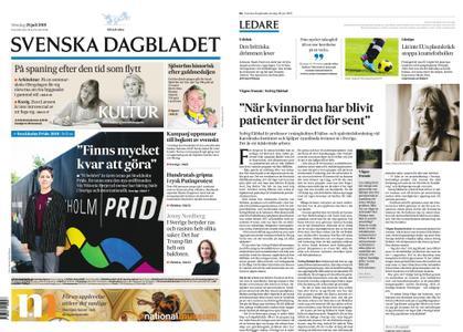 Svenska Dagbladet – 28 juli 2019