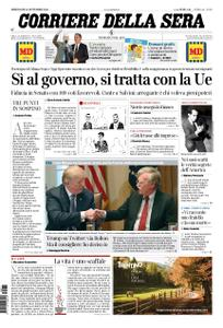 Corriere della Sera – 11 settembre 2019
