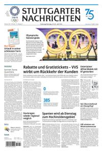 Stuttgarter Nachrichten - 24 Juli 2021