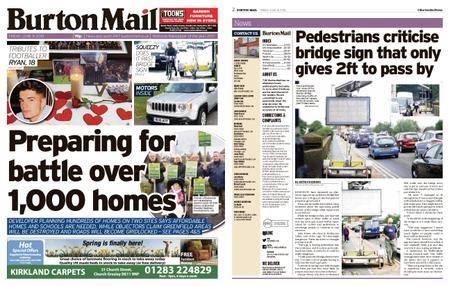 Burton Mail – June 08, 2018