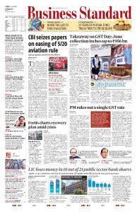 Business Standard - July 2, 2018