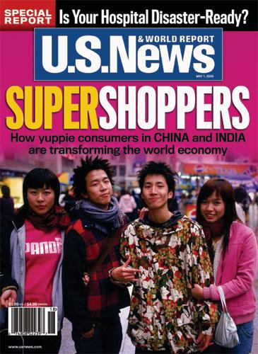 U.S. News&World Report May 1, 2006