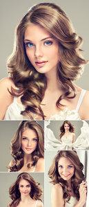 Stock Photo - Beautiful Blonde Woman
