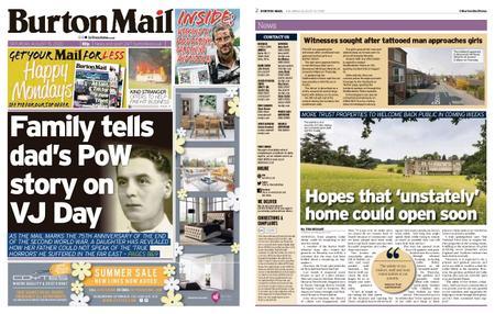 Burton Mail – August 15, 2020