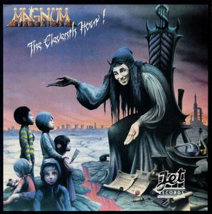 Magnum - The Eleventh Hour! (1983) {1985, 1st Release on CD, Japan for UK}
