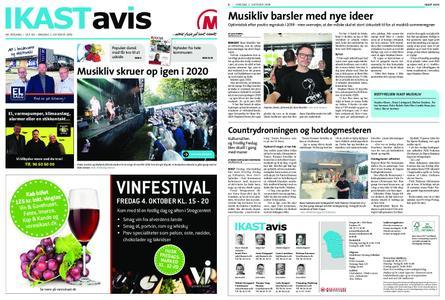 Ikast Avis – 02. oktober 2019