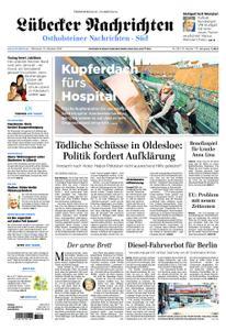 Lübecker Nachrichten Ostholstein Süd - 10. Oktober 2018