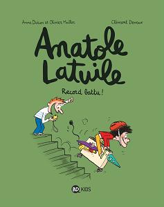 Anatole Latuile - Tome 4 - Record Battu!