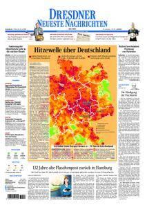 Dresdner Neueste Nachrichten - 25. Juli 2018