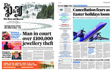 The Press and Journal Moray – April 04, 2019