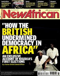 New African - May 2005