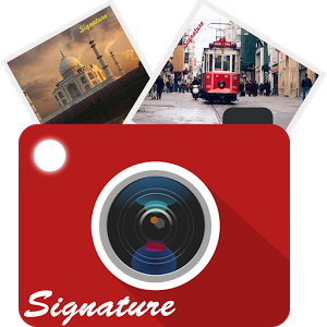 Auto Signature Stamp on Photo Pro v1.15