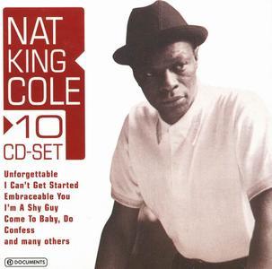 Nat King Cole - 10 CD-Set (2005)
