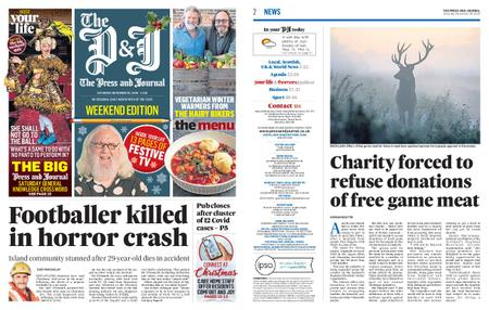 The Press and Journal Moray – December 26, 2020