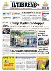 Il Tirreno Livorno - 31 Ottobre 2017