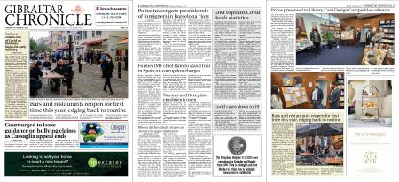 Gibraltar Chronicle – 02 March 2021