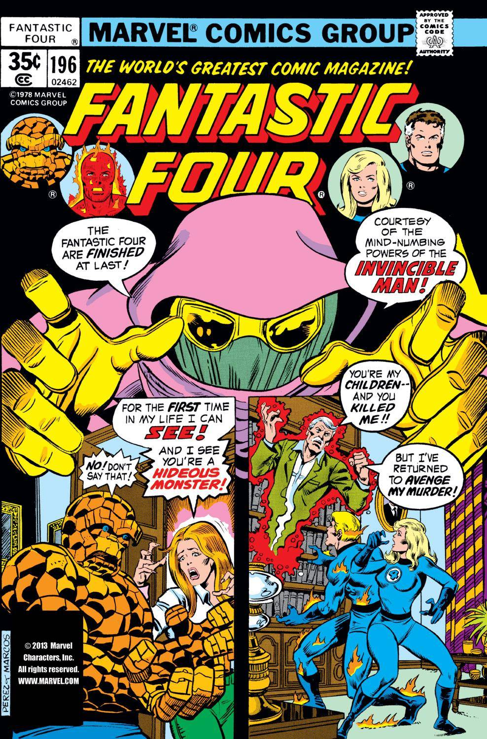 Fantastic Four 196 (1978) (Digital) (AnPymGold-Empire)