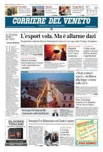 Corriere del Veneto Vicenza e Bassano - 15 Marzo 2018