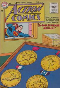 Action Comics 207 (DC) (Aug 1955) (c2c) (Superscan