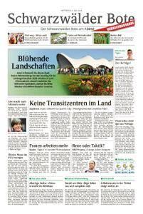 Schwarzwälder Bote Oberndorf - 04. Juli 2018