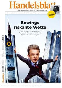 Handelsblatt - 26. April 2019