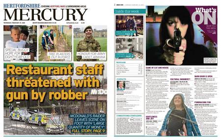 Hertfordshire Mercury – February 27, 2020
