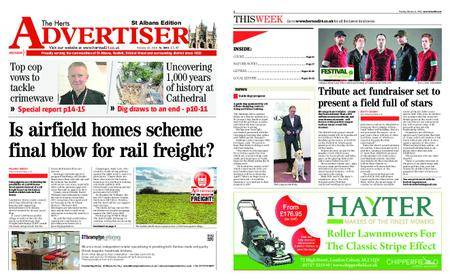 The Herts Advertiser – February 22, 2018
