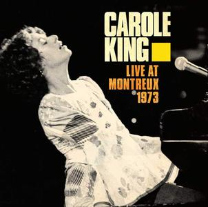 Carole King - Live At Montreux 1973 (2019)
