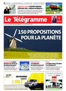 Le Télégramme Brest Abers Iroise – 20 juin 2020