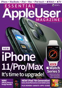 Essential AppleUser Magazine – September 2019