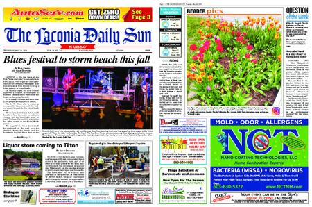 The Laconia Daily Sun – May 16, 2019
