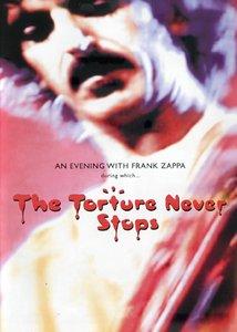 Frank Zappa - The Torture Never Stops (1981) {DVD9 NTSC Eagle Vision EREDV826 rel 2008}