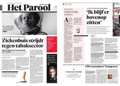 Het Parool – 01 februari 2018