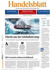Handelsblatt - 15 April 2020
