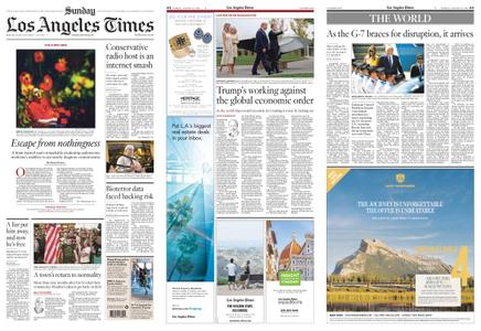 Los Angeles Times – August 25, 2019
