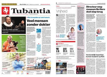 Tubantia - Enschede – 13 november 2019