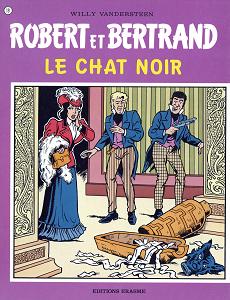 Robert et Bertrand - Tome 19 - Le Chat Noir